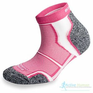 3-Pairs-More-Mile-Cushioned-COOLMAX-Sports-Running-Ankle-Socks-Gym-Womens-Pink