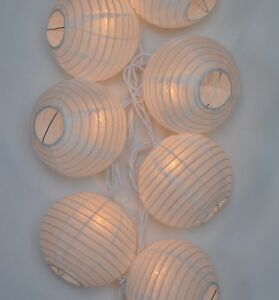 Mini Paper Lantern Indoor Party String Lights Ebay