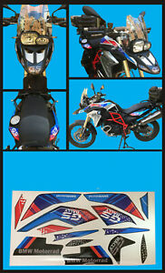 Adesivi BMW F 800 GS Trophy Rally  - adesivi/adhesives/stickers/decal