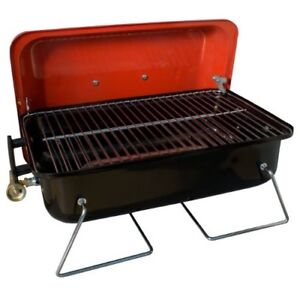 Crusader-Portable-Gas-Barbeque-BBQ-With-Lava-Rocks-Ideal-for-Camping