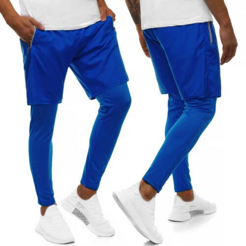 Kurzhose Shorts Jogging Sportshorts Bermudas Fitness OZONEE O//11126 Herren