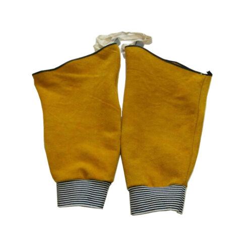 Welding Soldering Apron Welder Protection Hood Hand Sleeves Cover Equipment New
