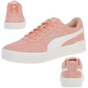 Puma Carina Damen Sneaker pink
