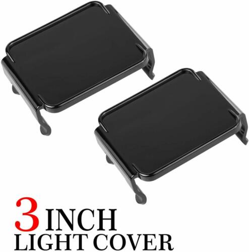 LED Pods Covers 3 inch Offroad Driving Lights Cover for Jeep SUV ATV UTV Marine
