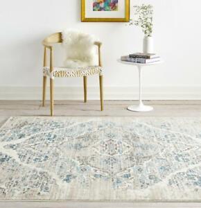 4620-Cream-Oriental-Traditional-Large-Area-Rug-Carpet-Distressed