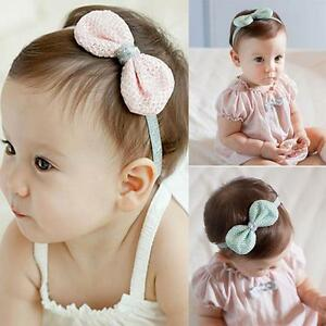 Baby-Toddler-Baby-Headwear-Headband-Bowknot-Hair-Band-Hair-Accessories