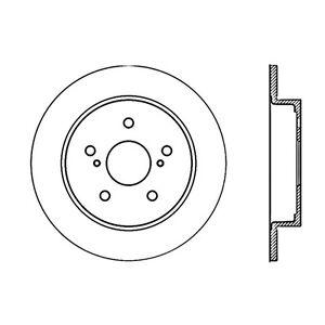 Centric-Parts-120-48013-Rear-Premium-Brake-Rotor