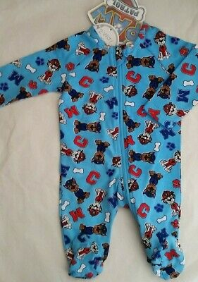 HARRY POTTER HEDWIG Baby Boy Licensed coverall all-in-one navy NEW sz 00-0