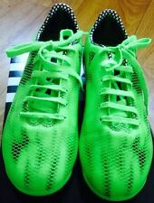 ce21363ac12e adidas F5 FG Trainers Solar Green Astro Football Boot Trainer Size 9 ...