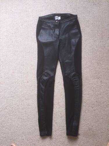 Pantaloni taglia skinny Temperley By US2 jersey Agnes pelle e Alice in wTqtpHIH
