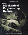 Shigley's Mechanical Engineering Design 10E Budynas 10th Si Units Soft Cover Ed