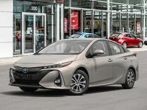 2022 Toyota Prius Prime PRIUS PRIME UPGRADE