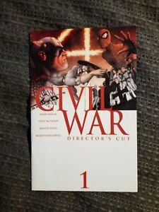 Marvel CIVIL WAR #1-7 Complete Series Set Avengers 1st Prints 2006 Mark Millar