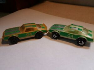 Details about Matchbox Glo Racers Flash Fire cars