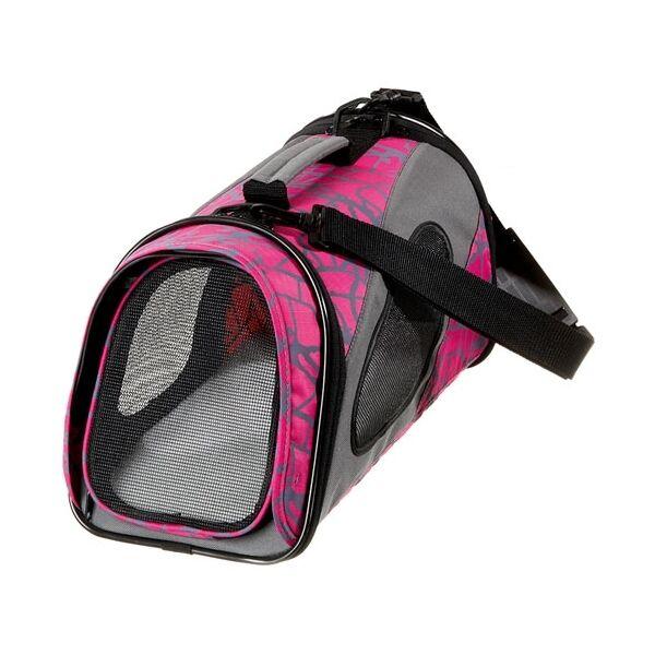 Karlie borsa da trasporto SMART Carry Bag-Taglia L-rosa