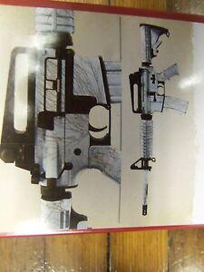 CAMO AR-15 RIFLE WINTER BRUSH MOSSY OAK Wrap Precut Universal Fit
