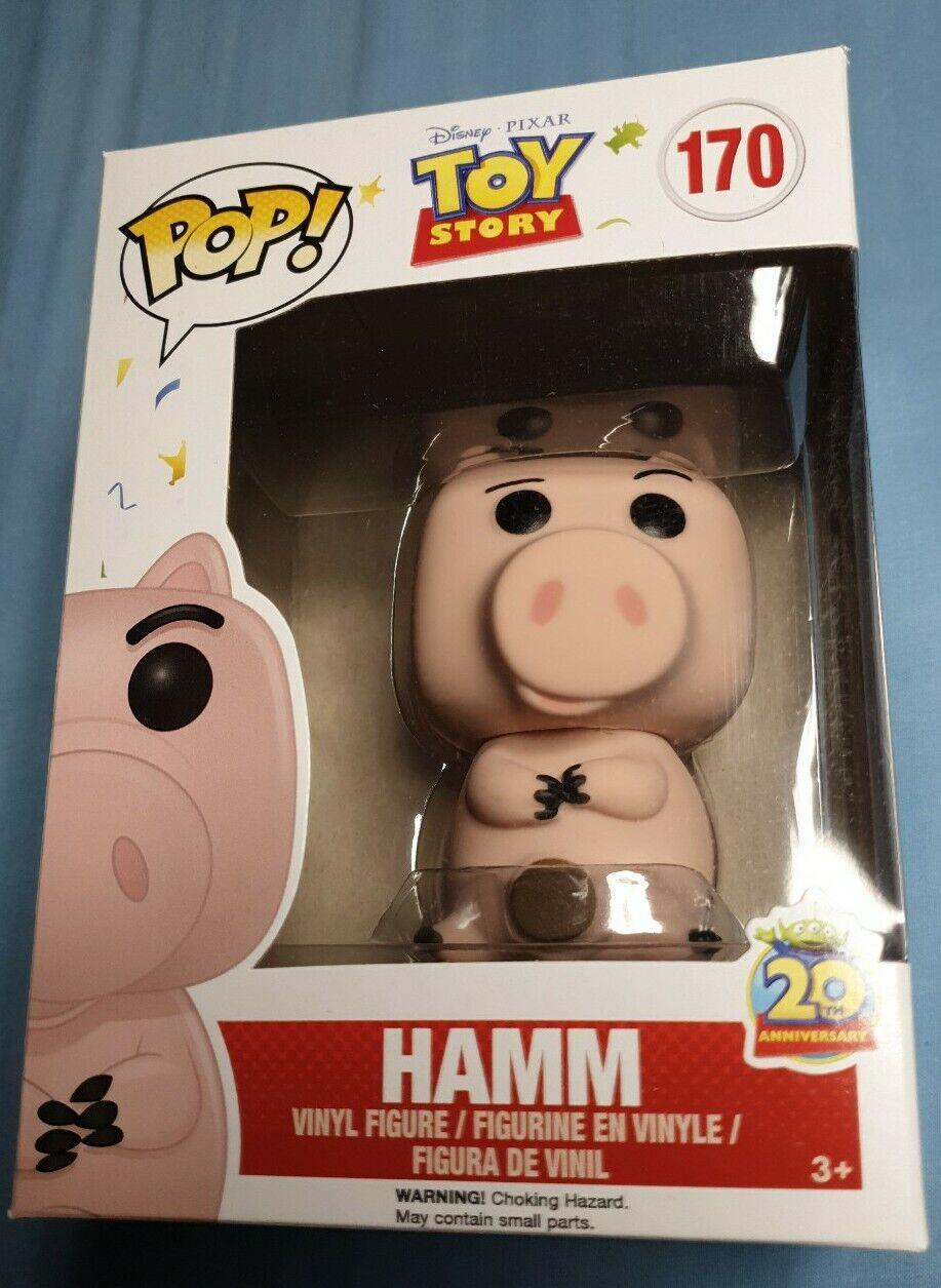 divertimentoko Pop giocattolo STORIA HAMM 20th ANNIVERSARIO  170