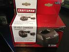 New Craftsman 18V Volt Battery Charger 9-11379 Dual LED-1426101-NiCd