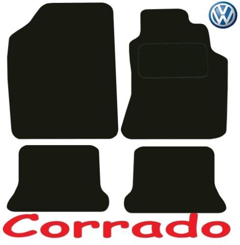 Vw Corrado Tailored car mats ** Deluxe Quality ** 1995 1994 1993 1992 1991 1990