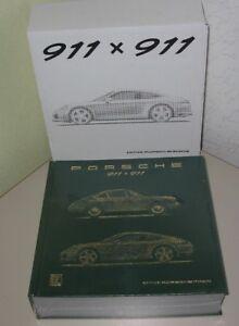 Bildband-Porsche-911-x-911-G-Modell-Carrera-Stand-2018-Motorbuch-Verlag-NEU