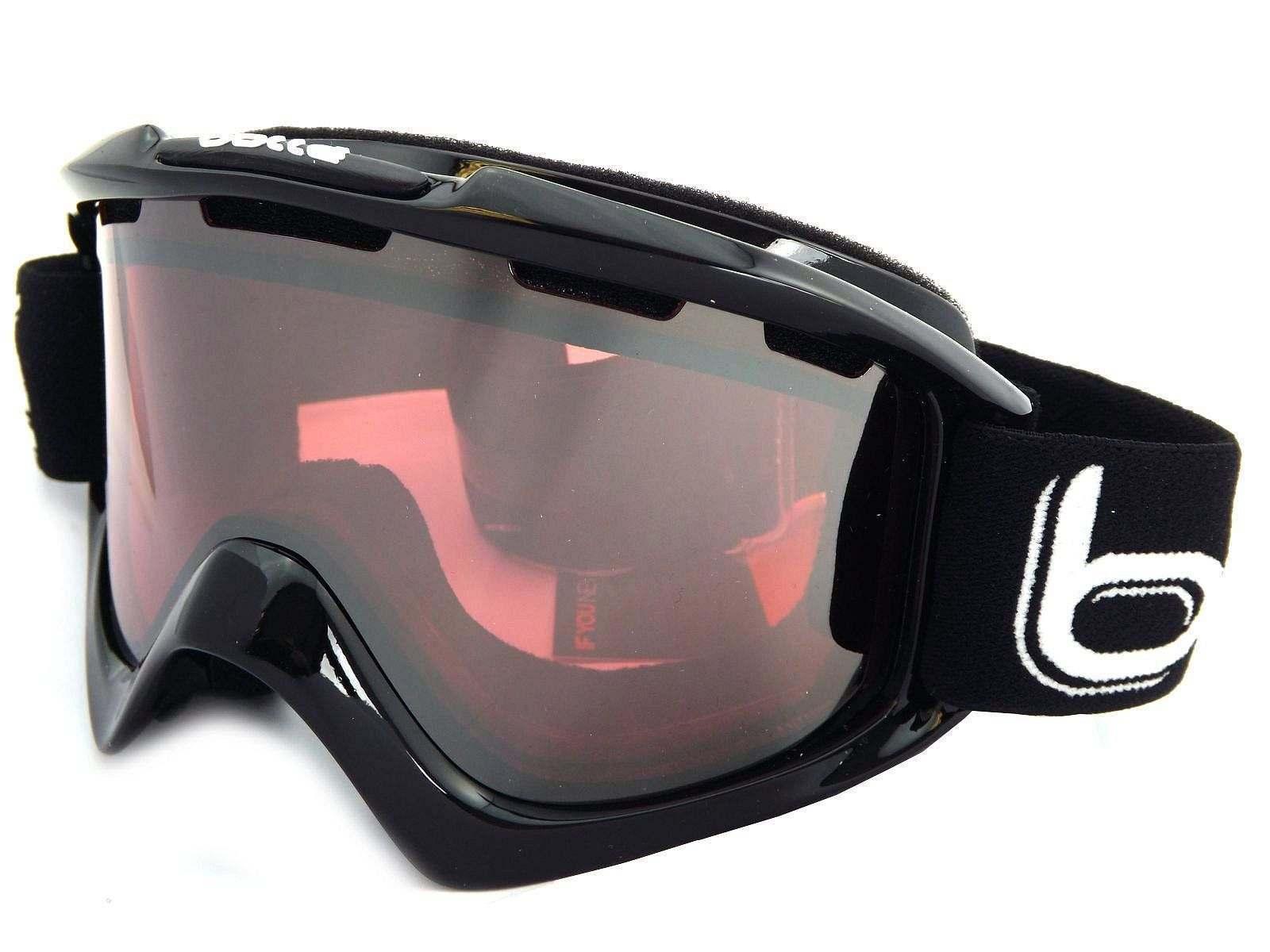 Bolle - Nova Unisex Schwarz Glänzend Snowboard Skibrille / / Skibrille Vermillon Waffe 20966 a23535