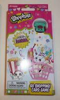 Shopkins Go Shopping Card Game With Exclusive Figure - Telephone - Pressman