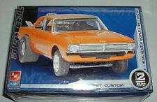 HEMI HUNTER - 1970 Dodge Dart - Rear Engine Dragster Plastic Model Kit New 2007