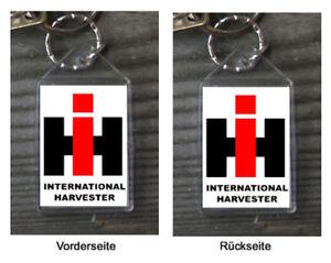 Harvester       13-216 Schlüsselanhänger IHC SchlüsselanhängerFotoanhänger aus PlexiglasInt