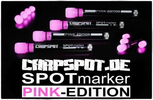 Leuchtkopf 2kg Blei Tasche Carpspot Premium Spotmarker 6,35m Stangenboje