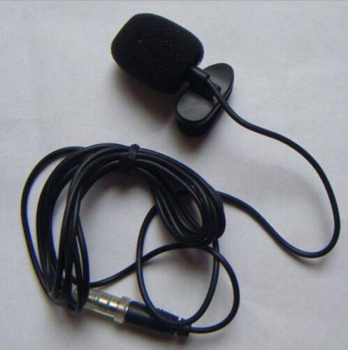 1x útil de 3,5 mm Exterior activa Micrófono De Clip Para Cámara Gopro Hero 3//3 // 4 Reino Unido