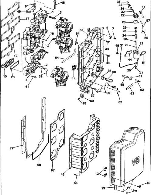 Diagram 1999 Mercury Mountaineer Grill