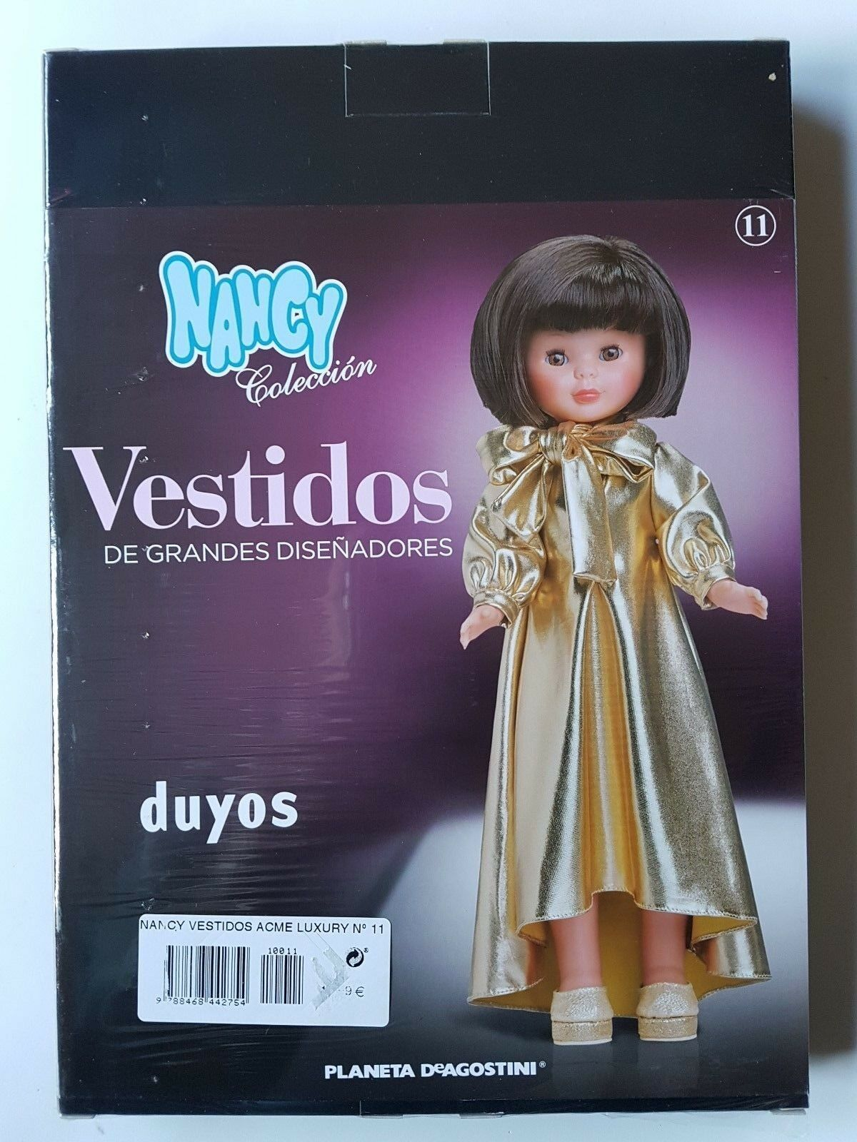 Puppen Nancy Sammlung Kleider Groß Designer Kleid Nummer Nummer Nummer   N° 11, Duyos bf65a5