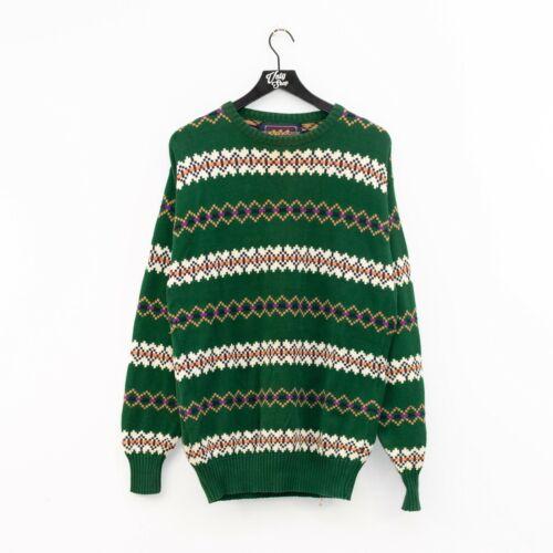 Vintage 80s/90s Chaps Ralph Lauren Knit Sweater S… - image 1