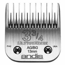 Andis #3.75, 3 3/4 Skip Tooth UltraEdge Detachable Clipper Blade #64133
