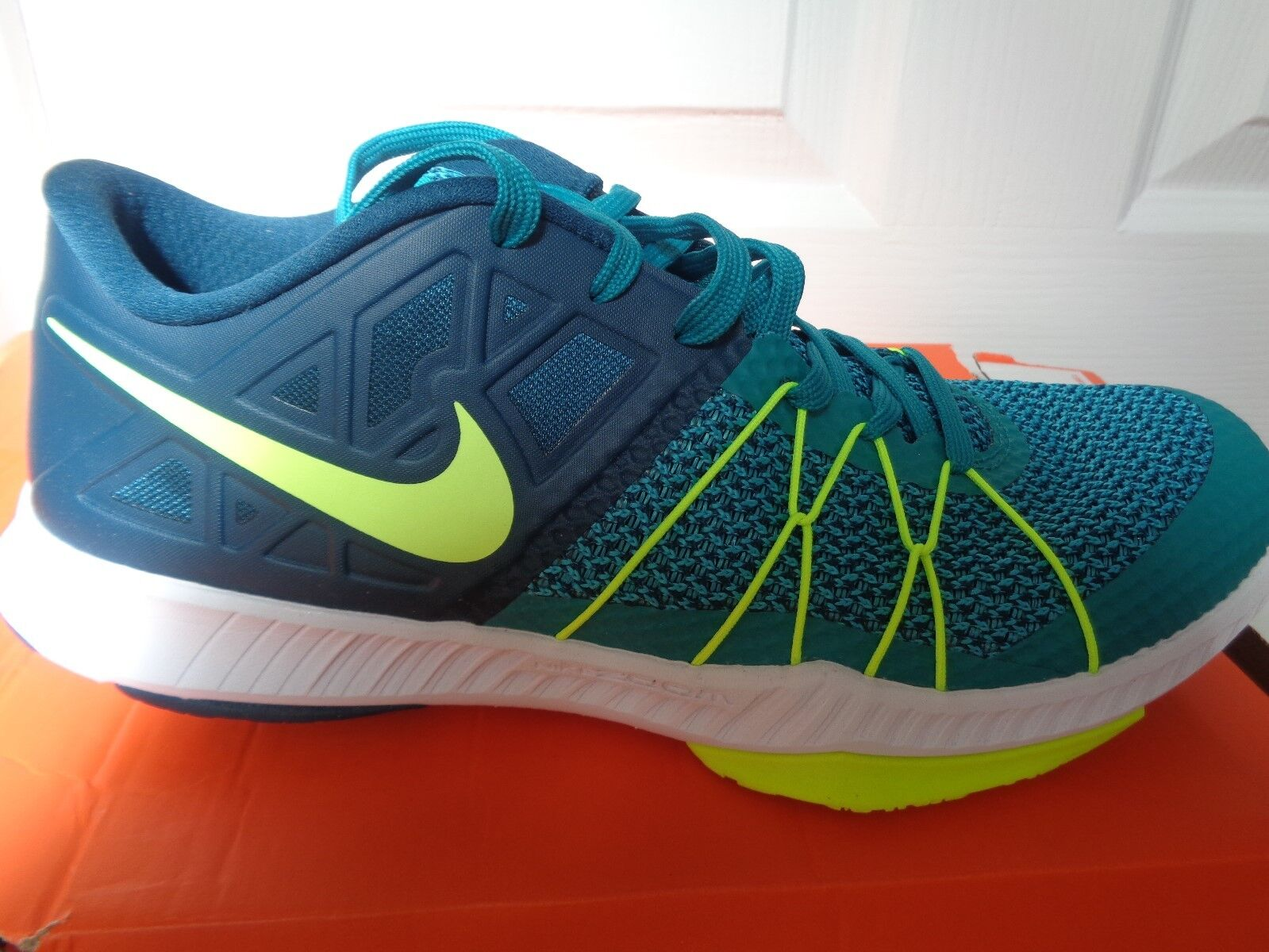 Nike Zoom Train Incredibly Fast trainers 844803 300 eu 42.5 us 9 NEW+BOX Great discount