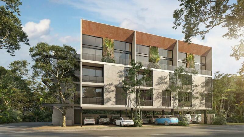 Departamento IDEAL PARA INVERSIÓN con 2 Habitaciones en Bugambilias,Mérida,Yucatán.