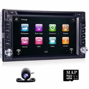 Sony cd lens gpscam double 2din in dash car stereo dvd player radio image is loading sony cd lens gps cam double 2din in asfbconference2016 Gallery