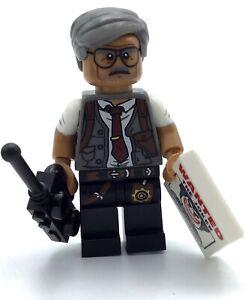 Lego Batman Movie Series Commissioner Gordon MINIFIGURES 71017-7 NEW