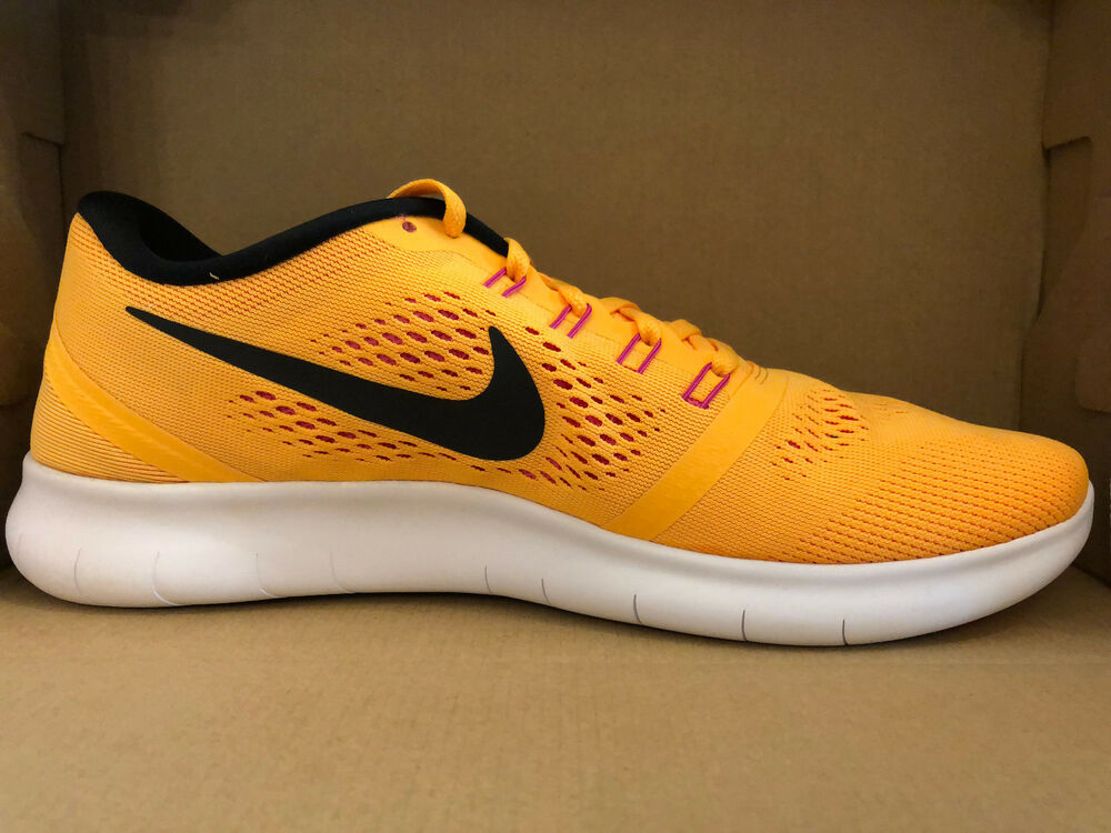 newest 61cae 4bd6e ... promo code for 6 chaussures rn laser orange noir nike free taille femme  xi7fqy 5aa05 9b896 ...