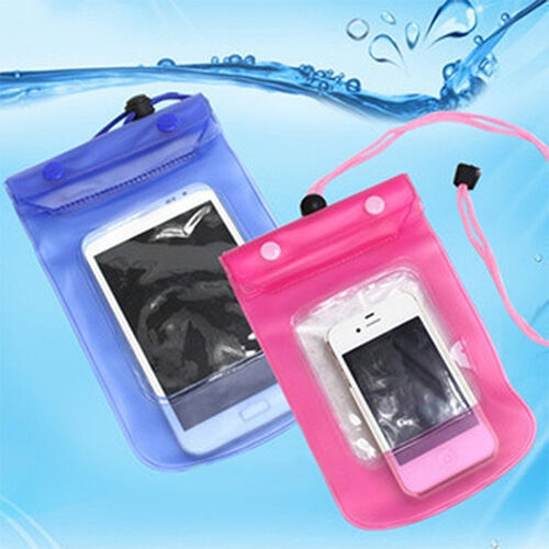 Well-Made Waterproof Bag Underwater Pouch Dry Case Cover for iPhone Mobile Phone