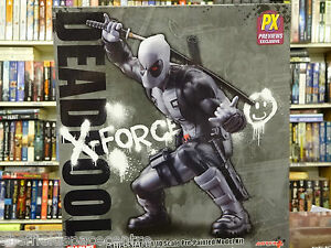 Deadpool-X-Force-Marvel-Now-Version-Kotobukiya-Artfx-Pre-Painted-Model-Kit