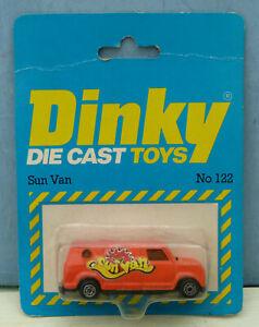Dinky-Toys-Airfix-ownership-No-122-039-Sun-Van-039-Hippy-era-Van-Mint-Packaged