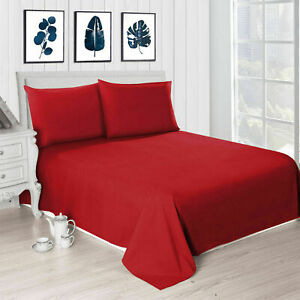 Complete Bedding Items 1000TC 100/% Egyptian Cotton Baby White Solid All US-Sizes