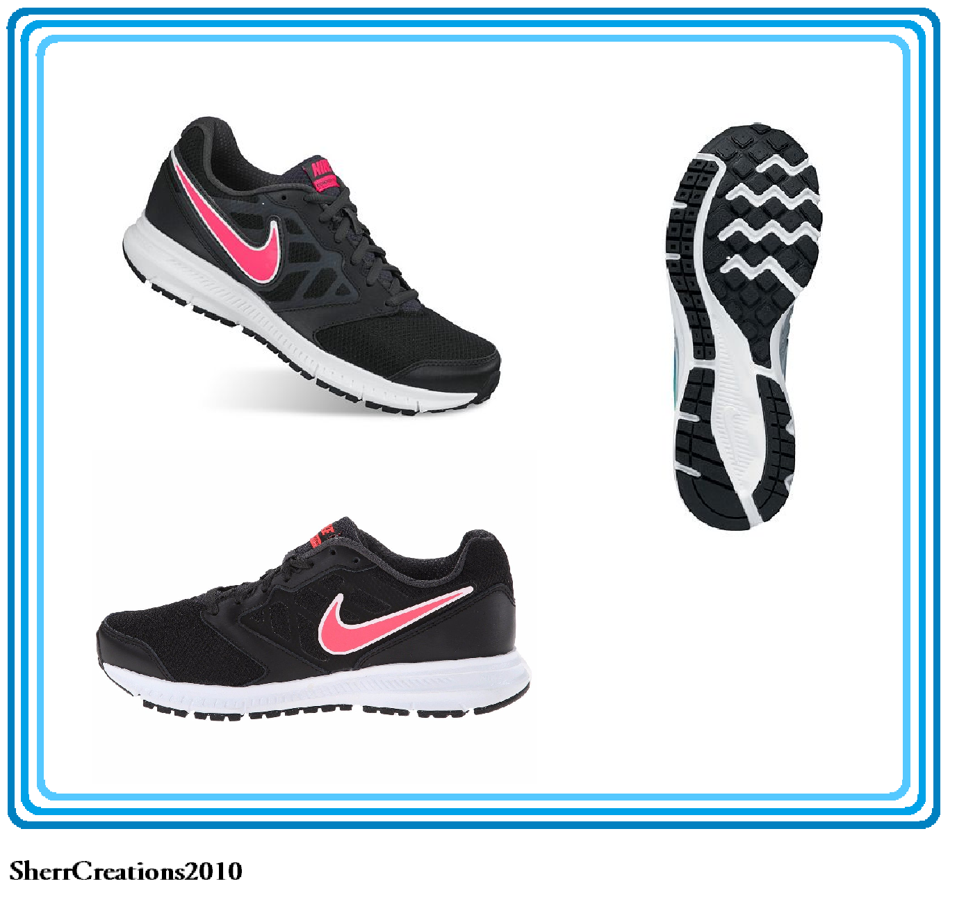 New Nike 684767-002 Women's Running Downshifter 6 Running Women's Athletic Shoe 342ed4