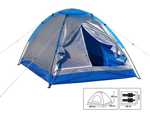 Iglu-Zelt Campingzelt Kuppelzelt Zelt Camping Festival für 2 Personen