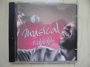 CD: Musical Highlights – Memory – I know him – Superstar – Grease - Evita - Düsseldorf, Deutschland - CD: Musical Highlights – Memory – I know him – Superstar – Grease - Evita - Düsseldorf, Deutschland