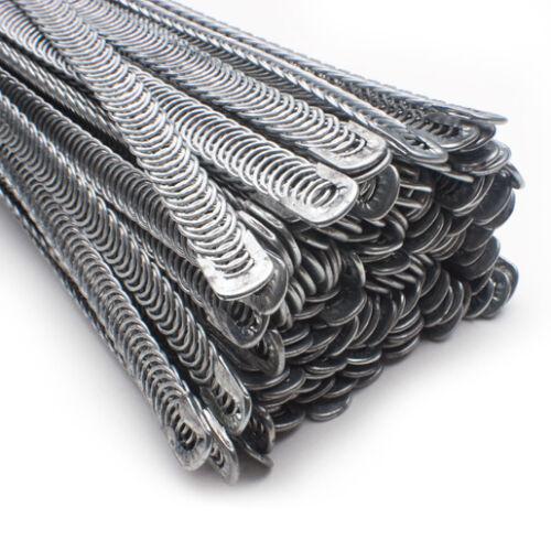 """1//2/"""" Spiral Steel Corset Boning 07.5/"""" Corset Making Supplies 1 Dozen Pcs"""