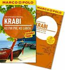 MARCO POLO Reiseführer Krabi, Ko Phi Phi, Ko Lanta von Wilfried Hahn (2015, Taschenbuch)