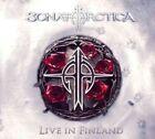 Live in Finland 4 Disc Set Sonata Arctica 2011 CD