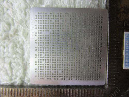 LGE 5352 LGE5352 LGE5352-A1 BGA Reball Heated Stencil Template 0.5mm